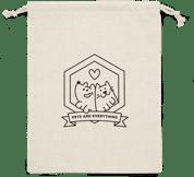 Drawstring L Gift Bag